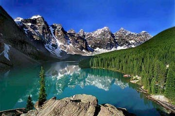 Don T Miss The Other Lake Lake Louise Banff National Park Alberta Canada