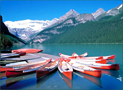 Activities in Lake Louise, Banff and Banff National Park