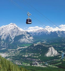 banffgondola 273x300 Gondolas in Banff, Lake Louise
