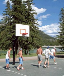 banffrecgrounds 253x300 Recreation Facilities in Banff