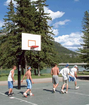 Recreation Facilities in Banff