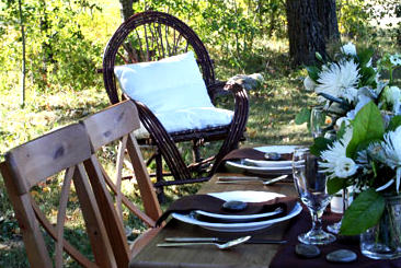 Wedding Planners at Naturally Chic can Plan the Perfect Jasper Wedding
