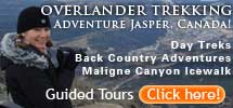 Overlander Trekking 215x100 Guided Private Tours