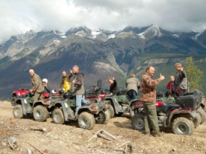 atv tour 300x225 Canadian Rockies ATV Tours