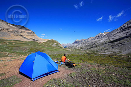Banff National Park Camping