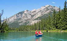 Banff Canoeing and Kayaking
