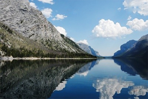Lake Minnewanka – Devil's Gap