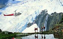 Heli-Hiking Banff National Park