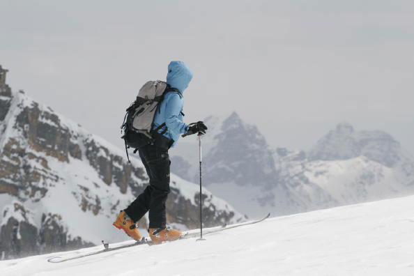 Ski Mountaineering in Banff